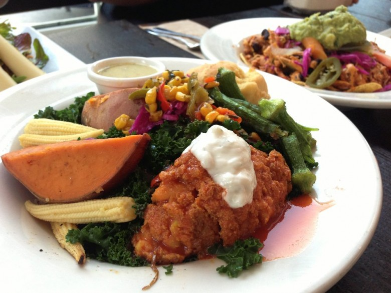 Vegan Restaurants in Echo Park
