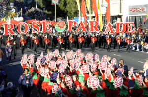 South Pasadena Rose Parade 2