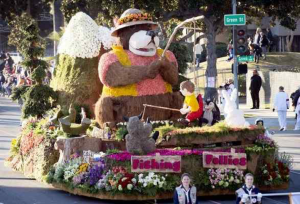 South Pasadena Rose Parade 3